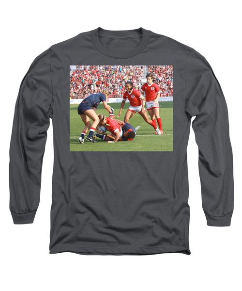 Pam Am Games Womens' 7's Long Sleeve T-Shirt