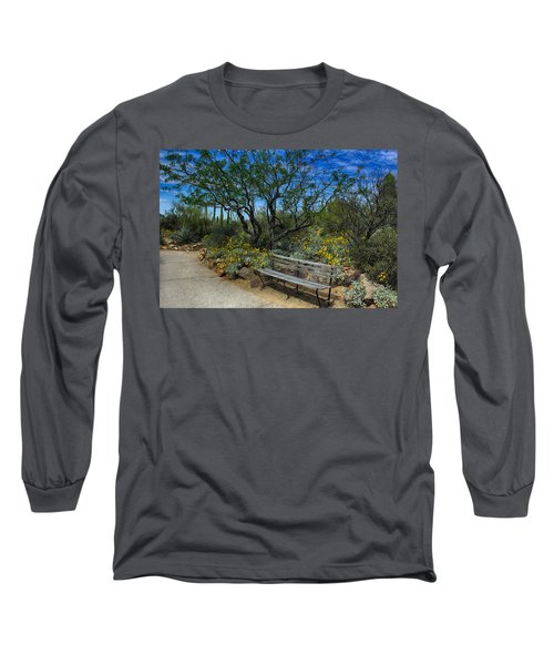 Peaceful Moment Long Sleeve T-Shirt