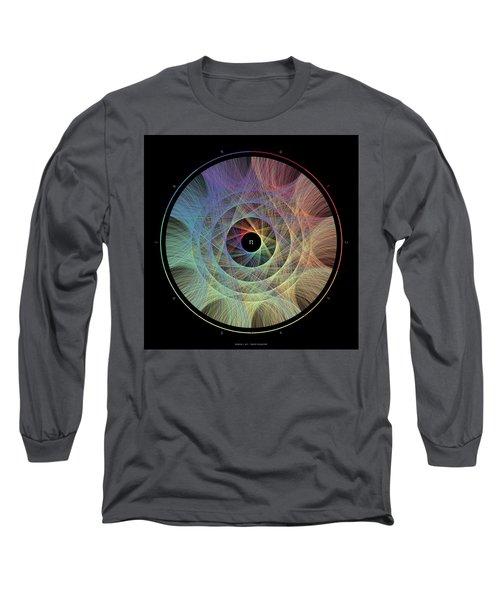 Pi Transition Paths Long Sleeve T-Shirt