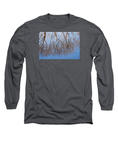 Long Sleeve T-Shirt featuring the photograph Reflections by Ramona Whiteaker