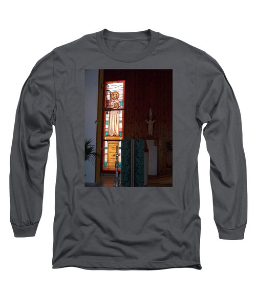 San Bernardo Abad Long Sleeve T-Shirt