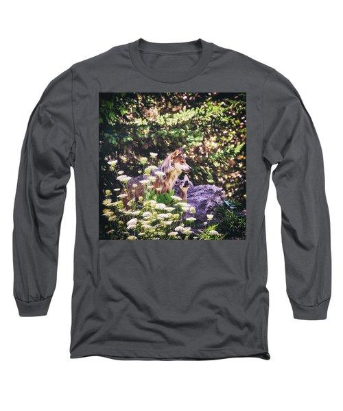 Secret Admirer Long Sleeve T-Shirt