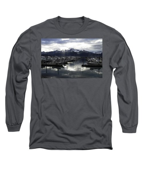 Seward Harbor Long Sleeve T-Shirt