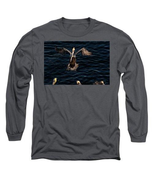 Short Final Long Sleeve T-Shirt by James David Phenicie