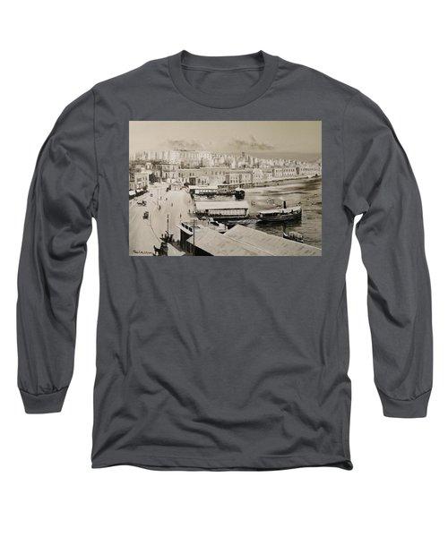 Sliema Ferries  1940 Long Sleeve T-Shirt