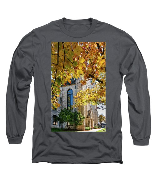 Stone Chapel Fall Long Sleeve T-Shirt