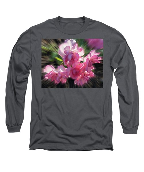 Long Sleeve T-Shirt featuring the photograph Summer Flowers by Vladimir Kholostykh