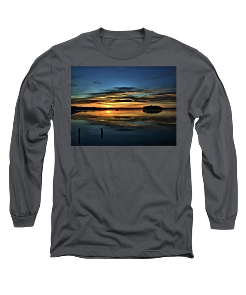 Sunrise Onset Pier Long Sleeve T-Shirt