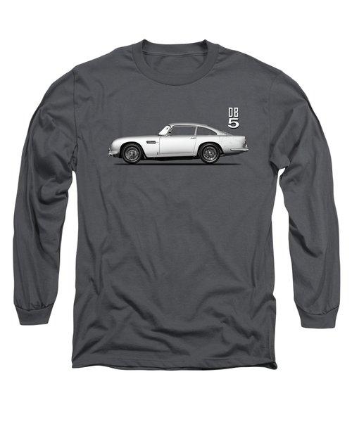 The Aston Martin Db5 Long Sleeve T-Shirt