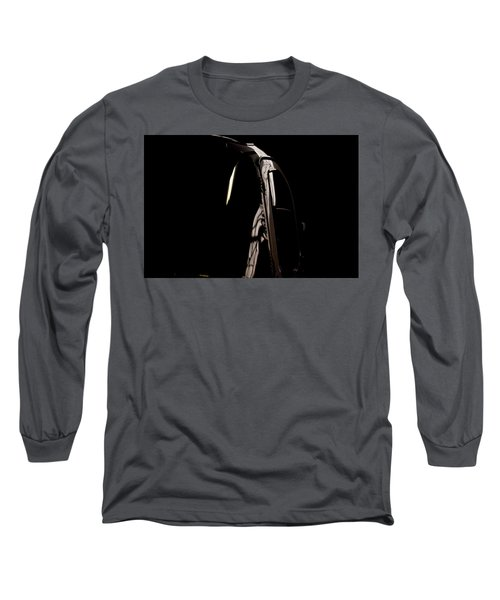 Long Sleeve T-Shirt featuring the photograph The Door by Paul Job