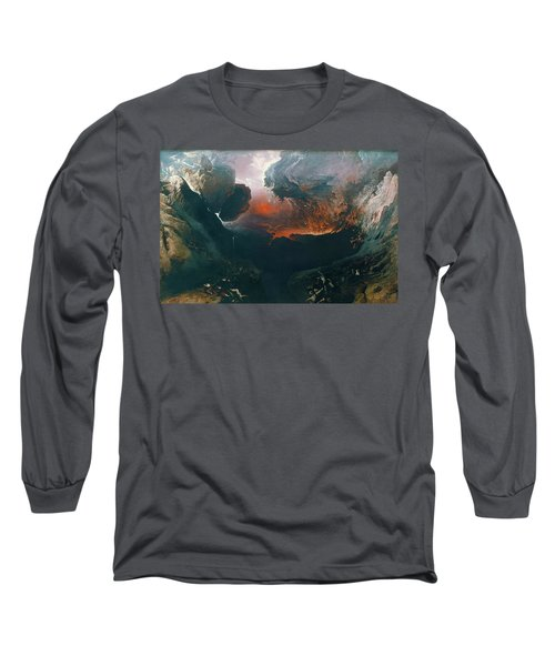 The Great Day Of His Wrath Long Sleeve T-Shirt