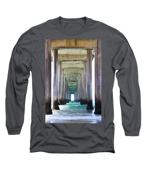 Thinking Outside Of The Box Long Sleeve T-Shirt
