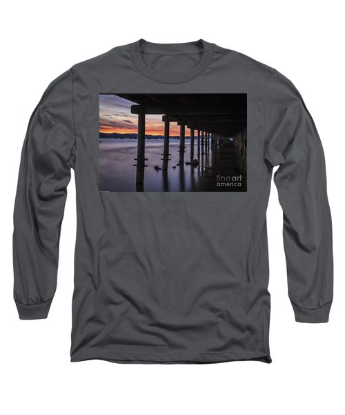 Timber Cove Long Sleeve T-Shirt by Mitch Shindelbower