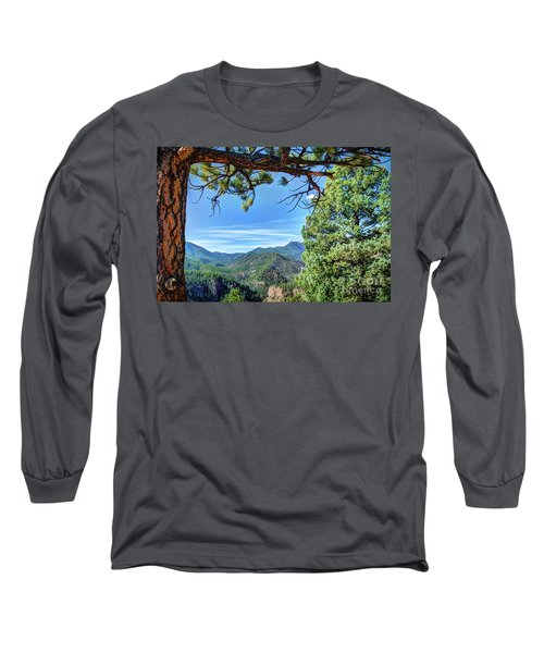 Timeless Long Sleeve T-Shirt by Deborah Klubertanz