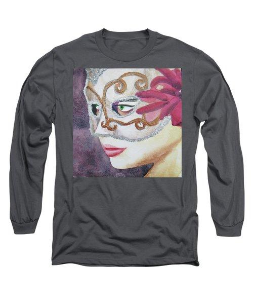 #2 Warrior Queen Long Sleeve T-Shirt