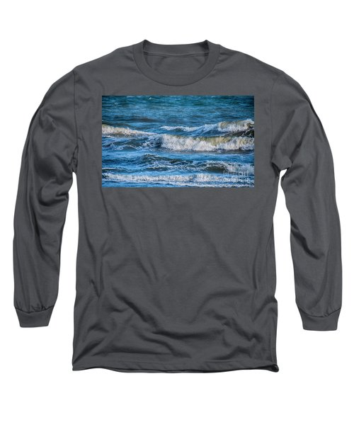 Wave Action Long Sleeve T-Shirt