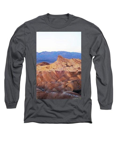 Zabriskie Point Long Sleeve T-Shirt by Catherine Lau