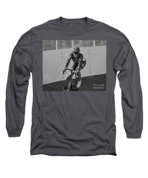 200 Meter Long Sleeve T-Shirt