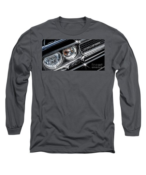 Long Sleeve T-Shirt featuring the photograph 2009 Dodge Challenger by Brad Allen Fine Art