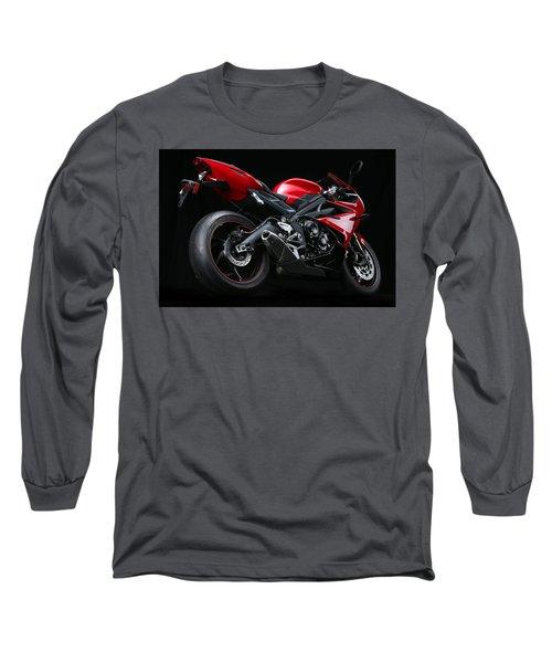 2013 Triumph Daytona 675 Long Sleeve T-Shirt