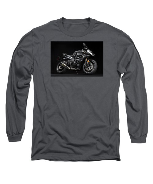 2014 Triumph Daytona 675 Disalvo Edition Long Sleeve T-Shirt