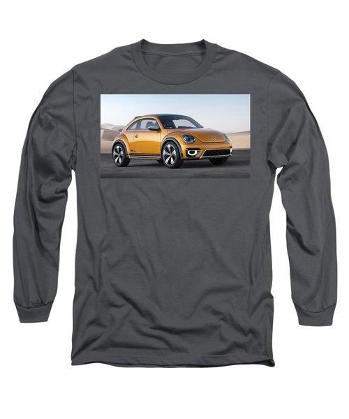 2014 Volkswagen Beetle Dune Concept Long Sleeve T-Shirt