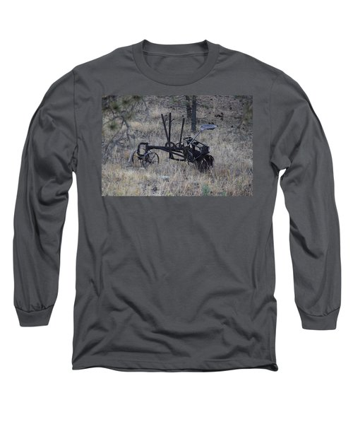 Old Farm Implement Lake George Co Long Sleeve T-Shirt