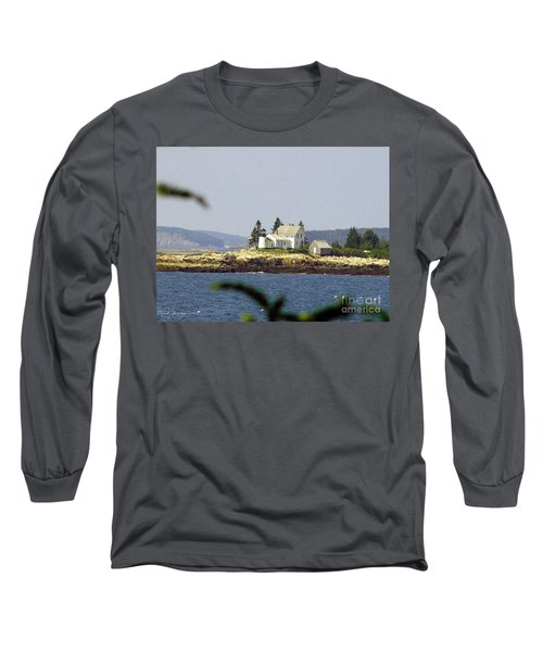 2015 Winter Harbor Light Long Sleeve T-Shirt