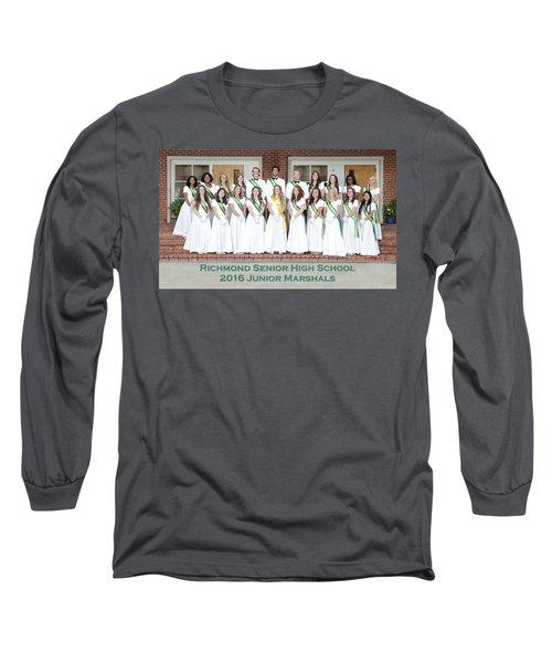 2016 Jr Marshals Long Sleeve T-Shirt