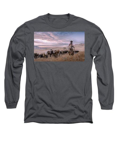 2016 Reno Cattle Drive Long Sleeve T-Shirt