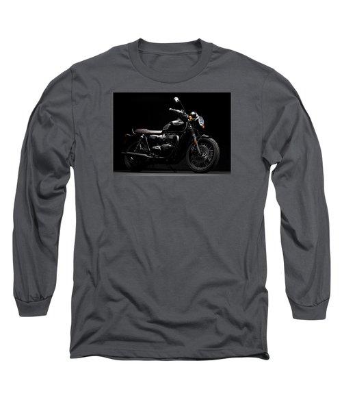 2016 Triumph Bonneville T120 Long Sleeve T-Shirt