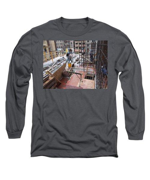 208 W 96th C1 Long Sleeve T-Shirt
