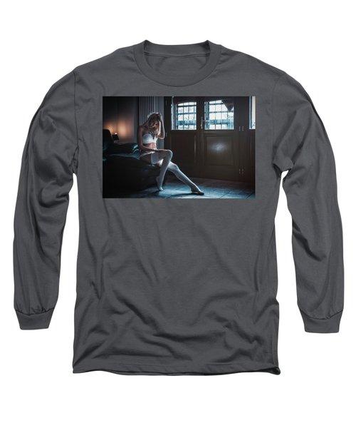 ... Long Sleeve T-Shirt by Traven Milovich