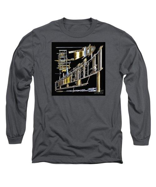 21st Century Erector Set ? Long Sleeve T-Shirt