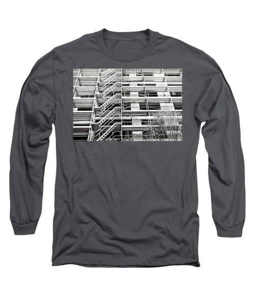 Scaffolding Long Sleeve T-Shirt
