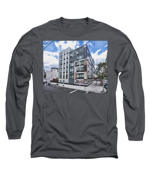 250n10 #4 Long Sleeve T-Shirt by Steve Sahm