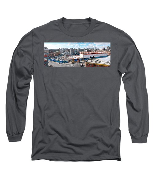 250n10 #5 Long Sleeve T-Shirt by Steve Sahm