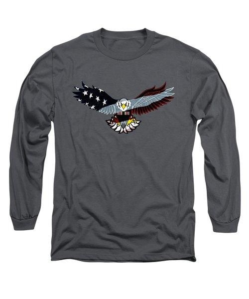 25th Anniversary Desert Storm Long Sleeve T-Shirt