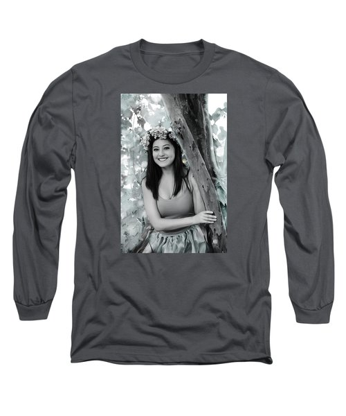 2916-3 Long Sleeve T-Shirt by Teresa Blanton