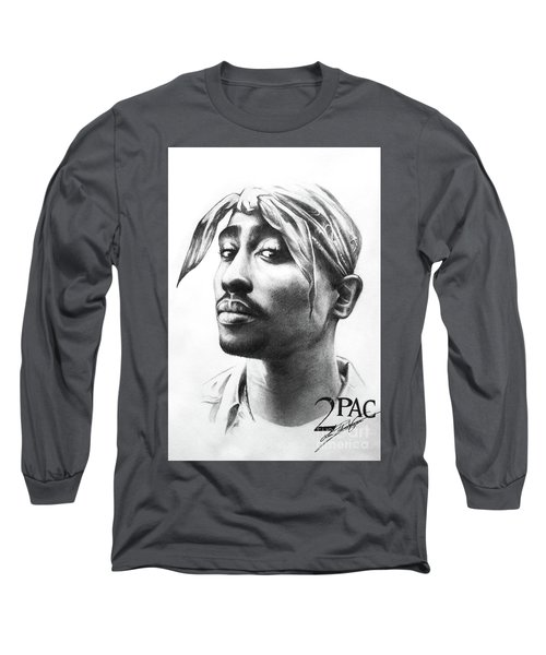 2pac Long Sleeve T-Shirt