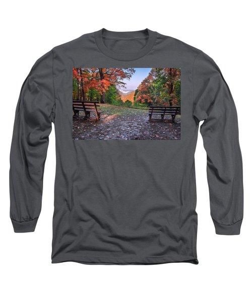 Babcock State Park Long Sleeve T-Shirt