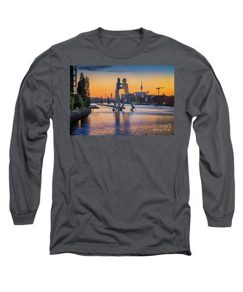 Berlin Sunset Long Sleeve T-Shirt