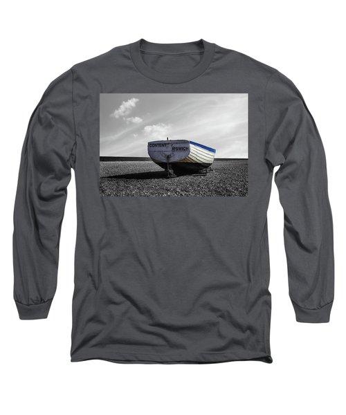 Fishing Boat Long Sleeve T-Shirt