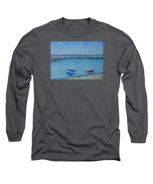Honfleur Normandy Long Sleeve T-Shirt
