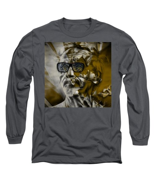 Jj Cale They Call Me The Breeze Long Sleeve T-Shirt