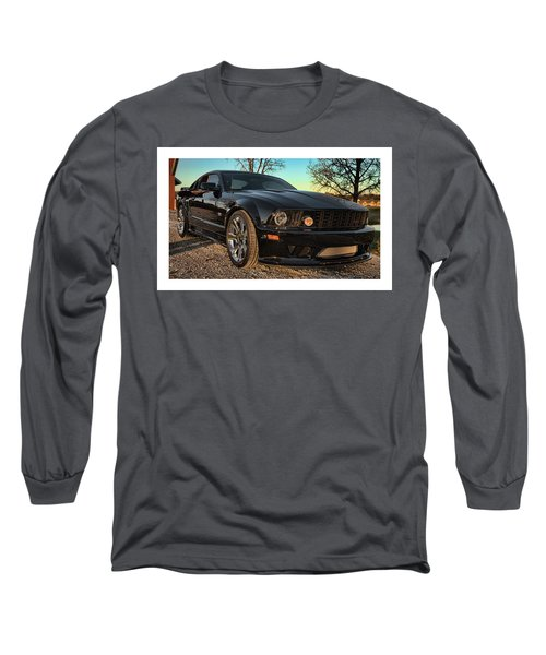 Long Sleeve T-Shirt featuring the photograph 3 by John Crothers