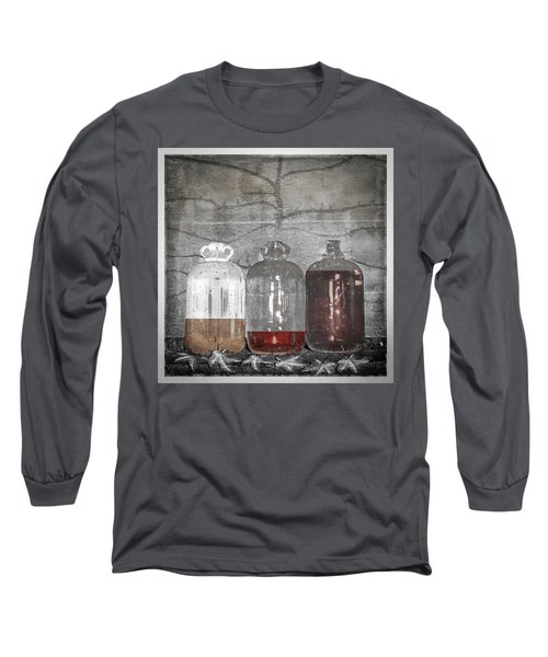 3 Jugs Long Sleeve T-Shirt by Marty Garland