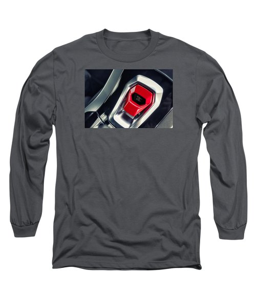 Lamborghini Huracan Long Sleeve T-Shirt