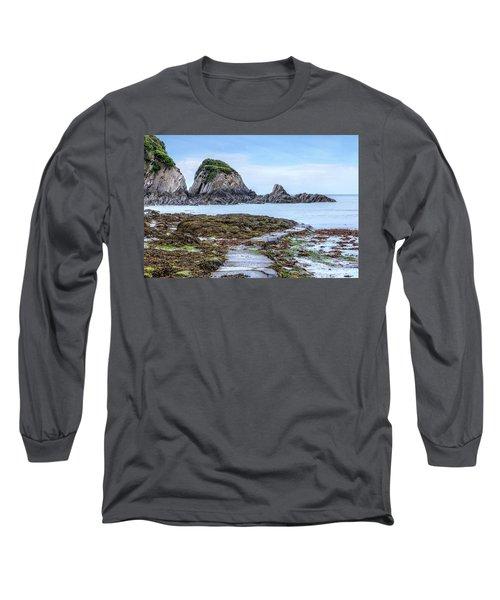 Lee Bay - England Long Sleeve T-Shirt