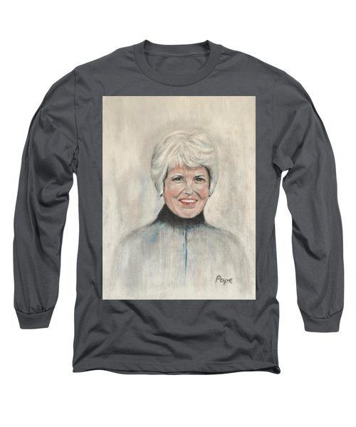 Margaret G Pope Long Sleeve T-Shirt